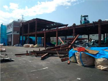 建物解体業